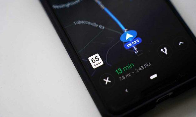 Google Maps će od sada prikazivati ograničenje brzine za svoje Android i iOS aplikacije