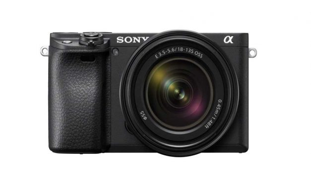 Nova Sony generacija α6400 fotoaparata