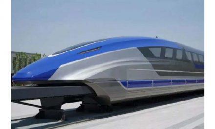 Kina predstavila prototip  voza sa maksimalnom brzinom od 600 km/h