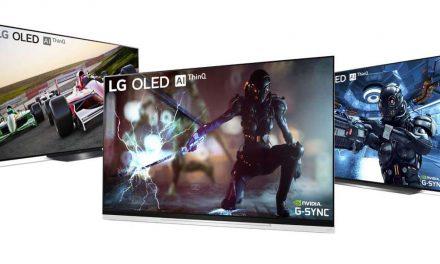 G-Sync podrška dolazi na LG 2019 generaciju OLED TV-a