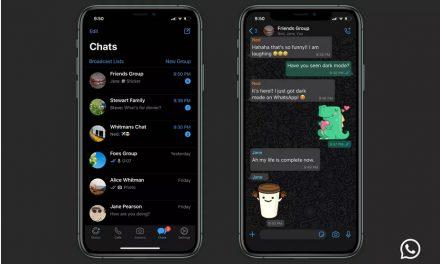 WhatsApp dark mode je sada dostupan za iOS i Android