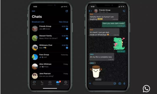 WhatsApp dark mode je sada dostupan za iOS i Android