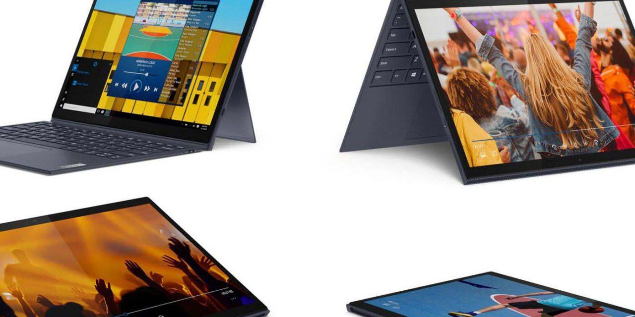 Lenovo lansirao dva nova tableta sa odvojivim Bluetooth tastaturama
