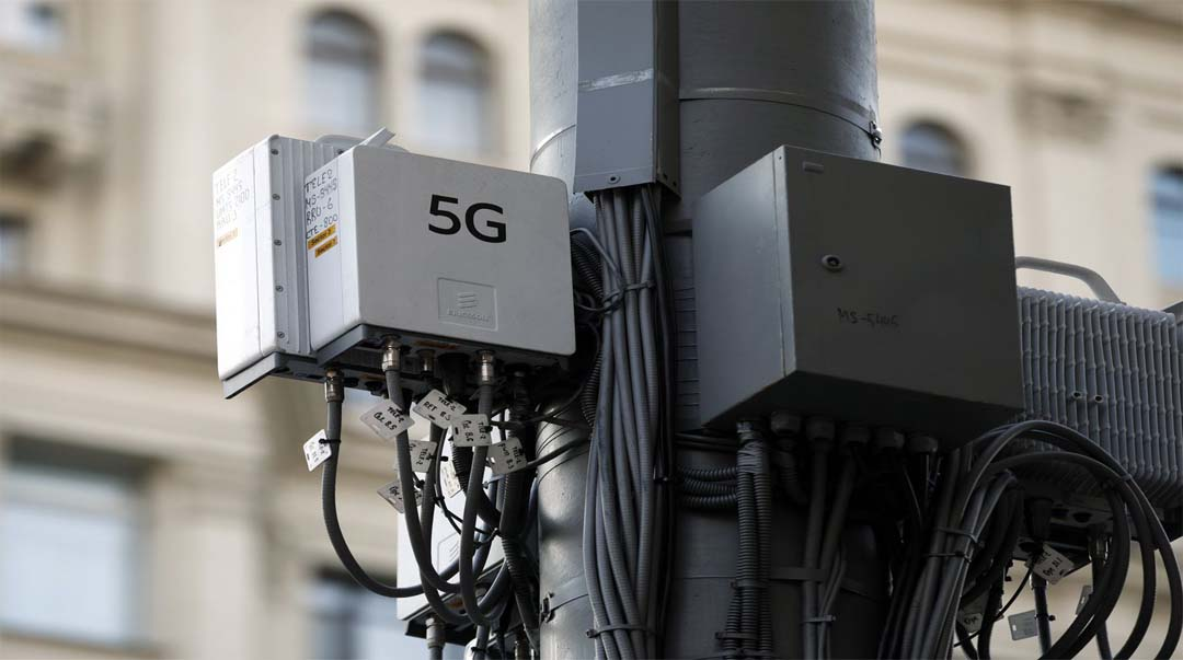 5G bazne stanice mogu biti napadnute širom SAD-a ovog vikenda