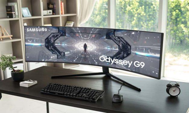 Samsung je zvanično predstavio najbrži zakrivljeni gejming monitor na svijetu: Odyssey G9
