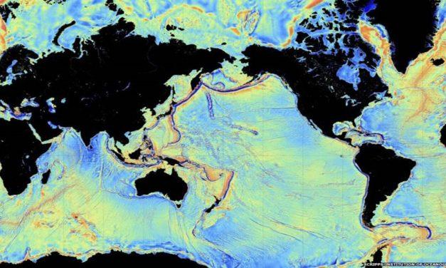 Skoro 20 posto morskog dna na Zemlji sada je mapirano