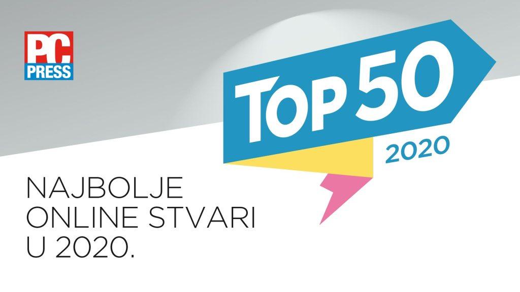 Počelo predlaganje kandidata za Top 50 izbor najboljih online stvari u 2020.
