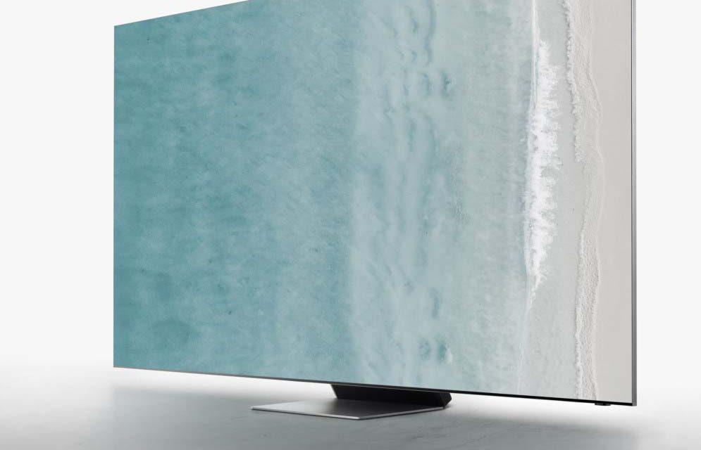 Ekran koji lebdi u vazduhu – minimalistički dizajn Samsung Neo QLED 8K televizora