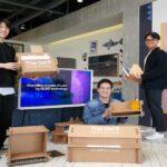 Zajedno ka ljepšoj i čistijoj planeti – Eko pakovanje od sada i na Samsung Neo QLED televizorima