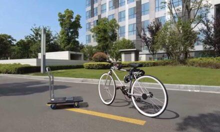 Inženjer kompanije Huawei razvija samobalansirajući bicikl