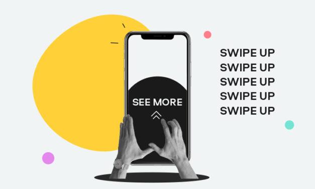Instagram povlači Swipe Up