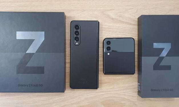 TESTIRALI SMO: Samsung Galaxy Z Fold3 5G i Z Flip3 5G