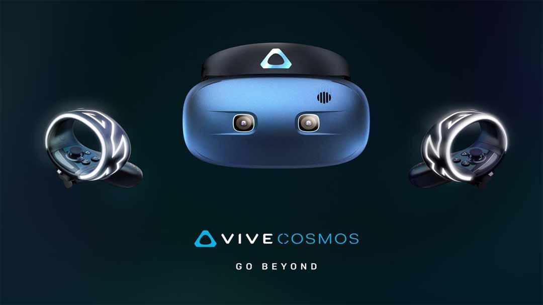 HTC najavio VR Vive Cosmos koji se pokreće na računaru