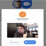 Google Duo video ćaskanje je sada dostupno na webu