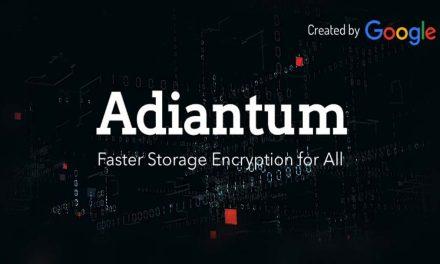 Google donosi enkripciju za uređaje nižih nivoa pomoću Adiantuma