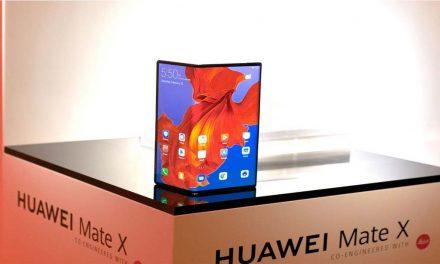 Predstavljen Huawei Mate X preklopivi telefon