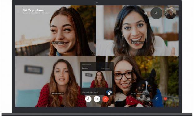 Skype sada može da zamuti pozadinu tokom video poziva