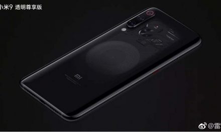 Xiaomi napokon postaje transparentniji sa prozirnim Mi 9