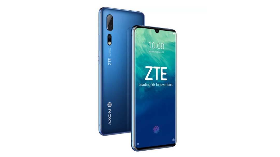 ZTE-ov prvi 5G telefon je Axon 10 Pro 5G