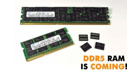 DDR5 RAM dolazi krajem godine i biće duplo brži od DDR4