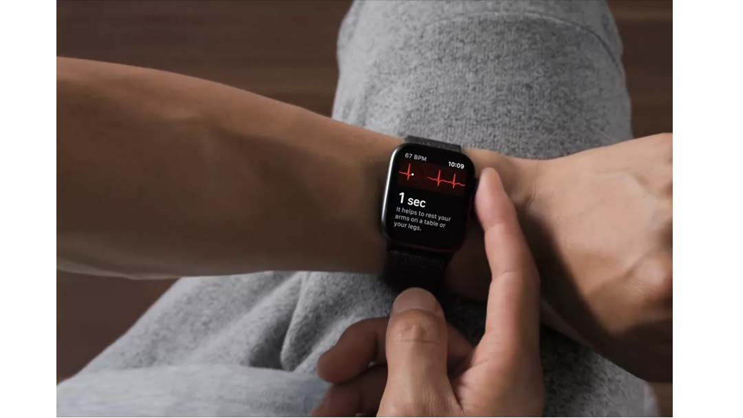 Apple Watch EKG funkcija je sada dostupna u Evropi