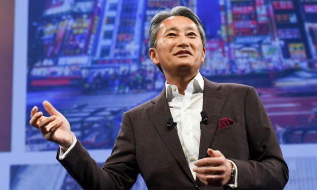 Kazuo Hirai se povlači iz kompanije Sony