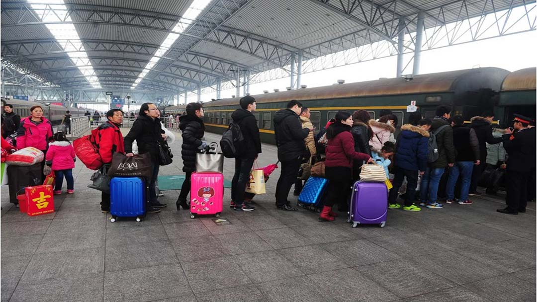 Milioni Kineza bez transporta u 2018-oj godini