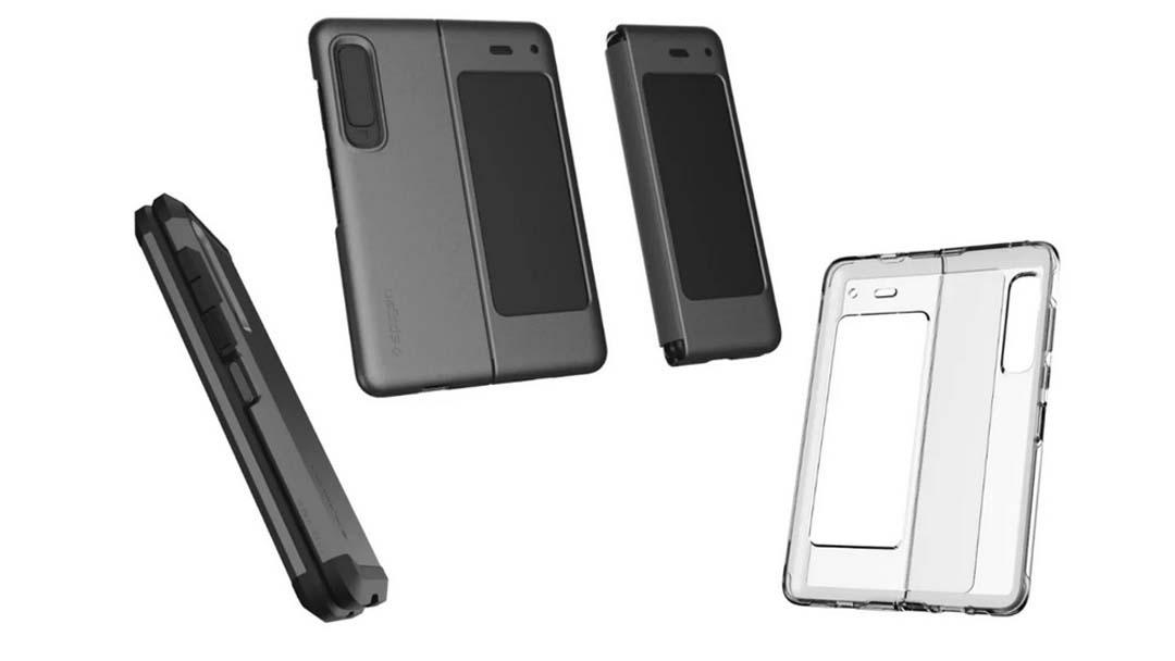 Ovako će izgledati maske(case) za sklopive telefone