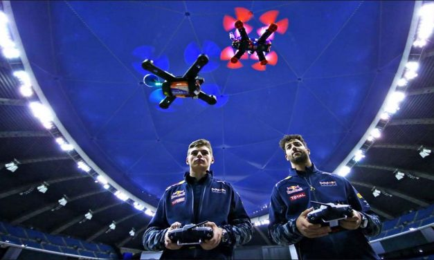 Profesionalne trke dronova će biti besplatne na Twitteru ove godine