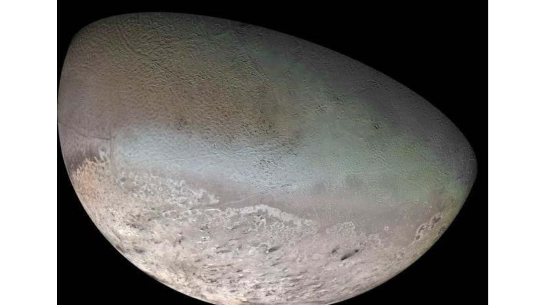 Putovanje do Neptunovog mjeseca, Tritona, traganje za vanzemaljskim životom