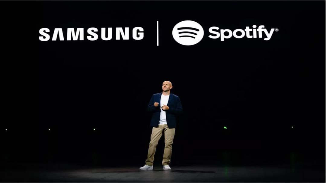 Spotify i Samsung proširuju partnerstvo