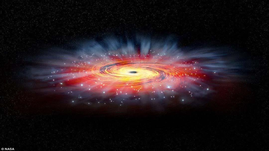 Zakoračite u centar galaksije uz NASA-inu vizualizaciju od 360 stepeni