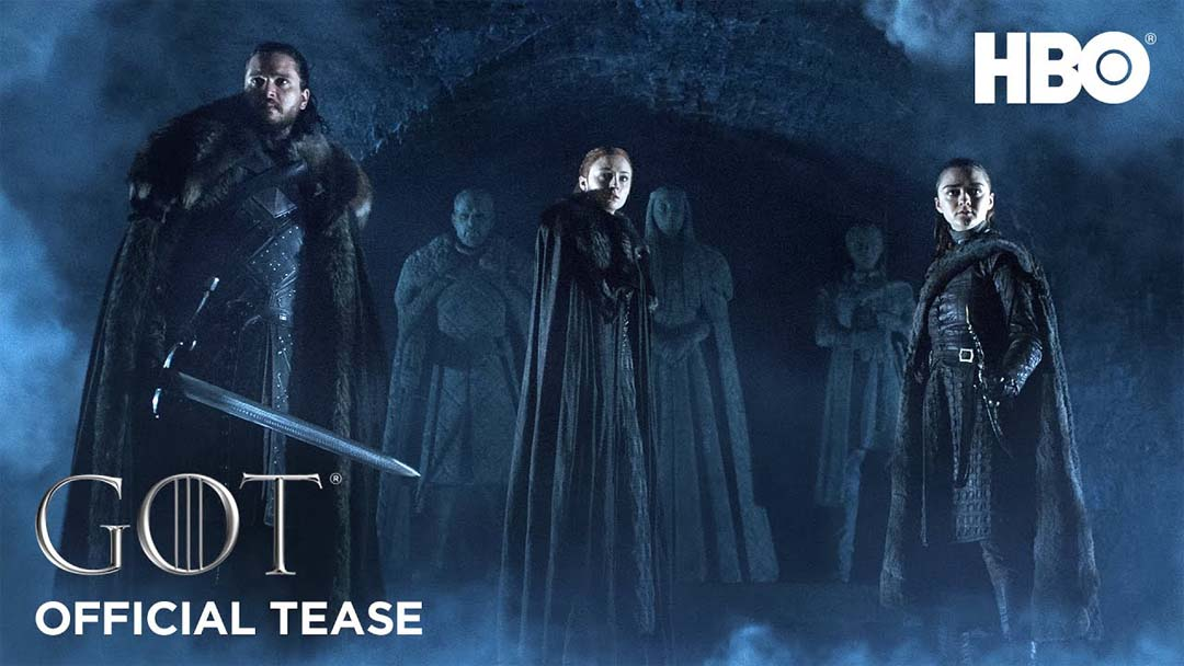 "Game of Thrones objavio novi teaser za 8 sezonu pod nazivom ""Together"""