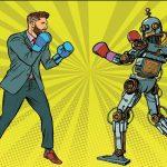 Ovaj robot vas udara u stvarnom životu kada igrate igru preko VR-a