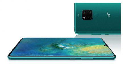 Huawei-jev prvi 5G telefon spreman za lansiranje