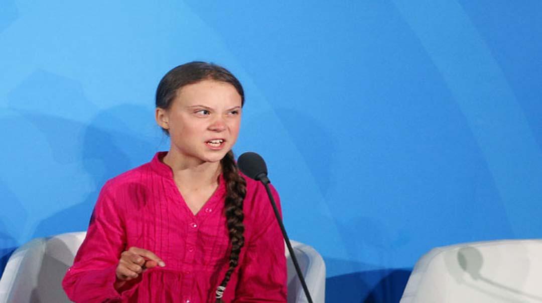 Greta Tunberg- projekat ili borac za ljepši svijet