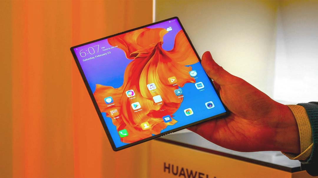 Huawei Mate X startuje sa prodajom sljedećeg mjeseca