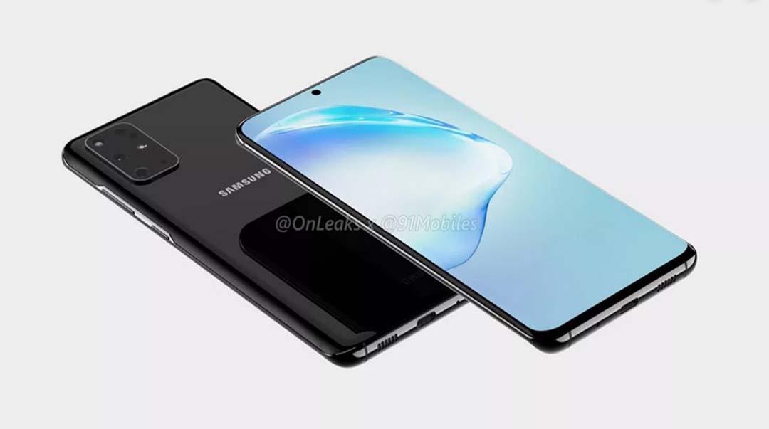 Prvi renderi Samsung Galaxy S11 smart telefona