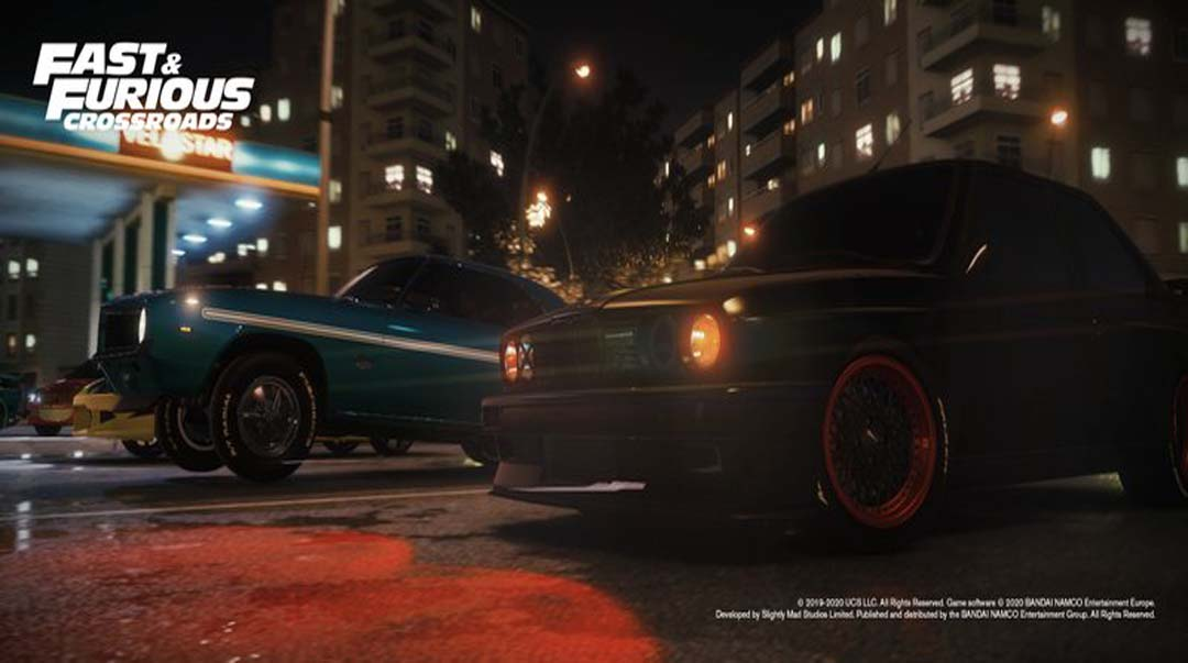 Fast and Furious igra stiže na PS4, Xbox One i PC naredne godine