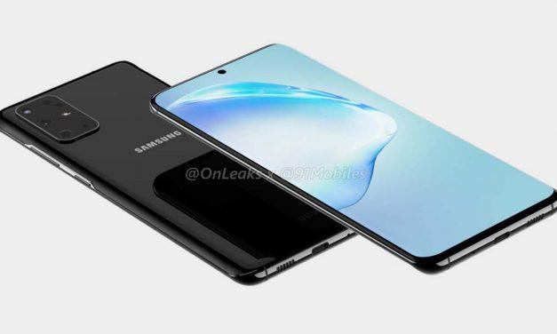 Prvi pogled na Samsung Galaxy S11 smart telefon
