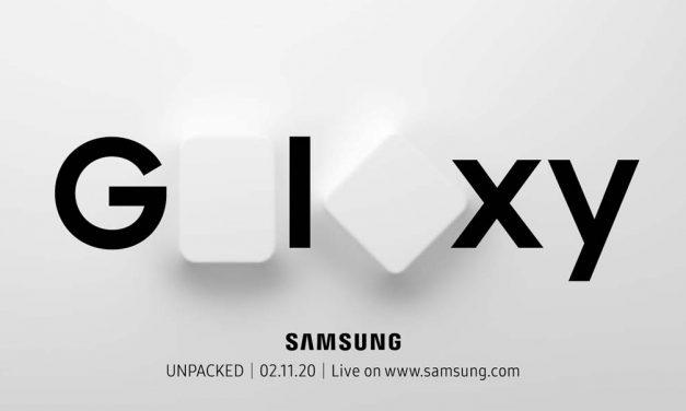 Direktan prenos Samsung Galaxy Unpacked 2020