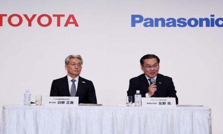 Toyota i Panasonic će zajedno razvijati baterije za električne automobile