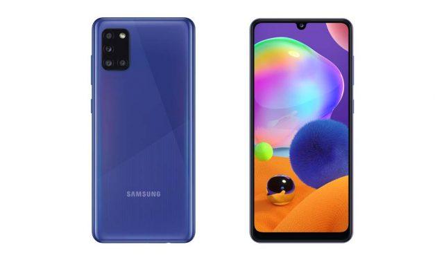 Samsung predstavlja najnovijeg člana Galaxy A porodice – model A31