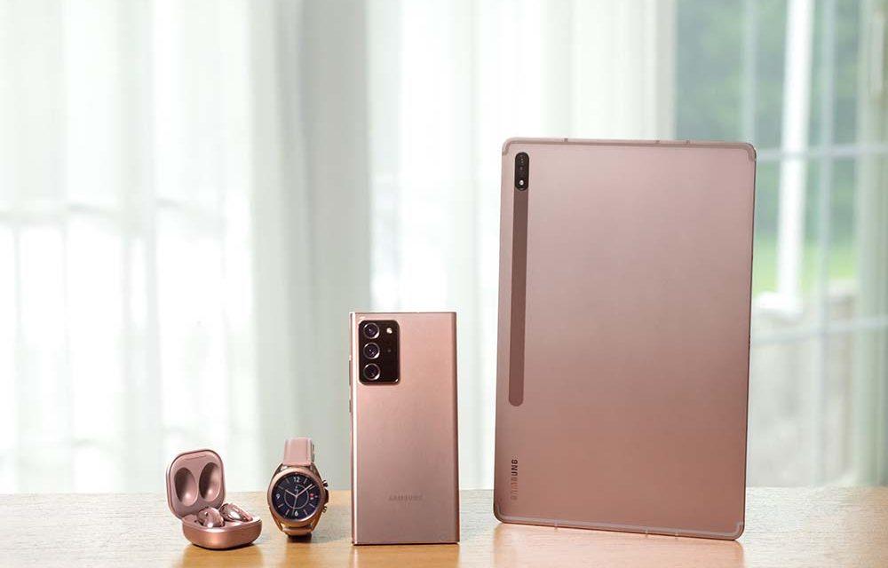 Samsung predstavio pet novih, moćnih Galaxy uređaja