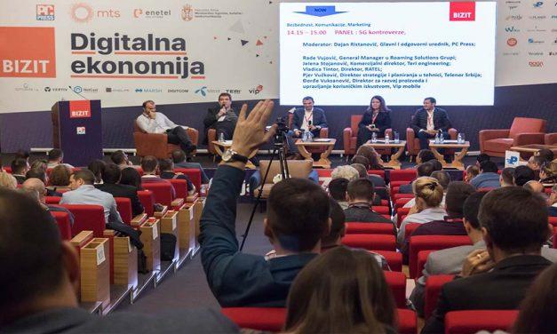 Konferencija BIZIT 2020 – Digitalna transformacija u novoj realnosti