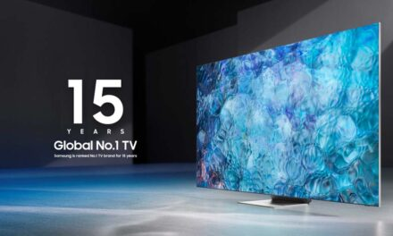 Petnaest godina u samom vrhu – Samsung imenovan za vodećeg proizvođača televizijskih tehnologija