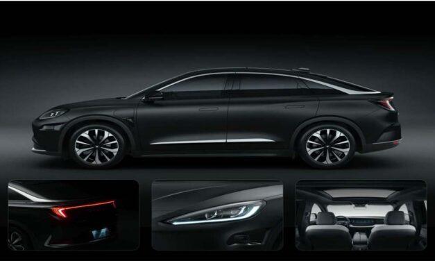 Lansiran prvi Huawei automobil