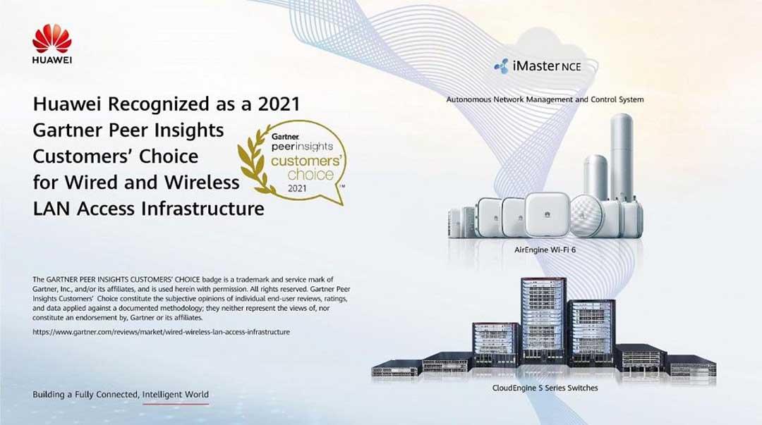 Huawei i zvanično prvi izbor IT stručnjaka širom svijeta