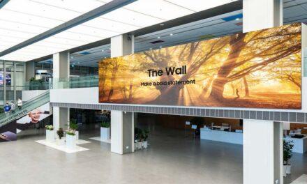 Samsung 2021 The Wall od sada dostupan i u Crnoj Gori