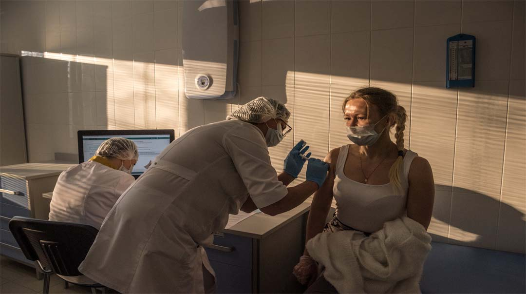 """Ruske vlasti ZABRANILE obaveznu vakcinaciju: """"Mi smo slobodna zemlja"""""""